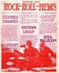 1970 Motor City Rock & Roll News