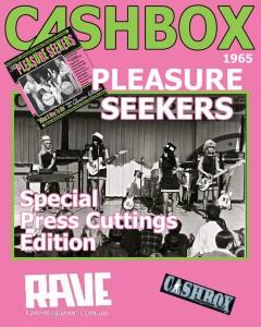 Pleasure Seekers Press Cuttings
